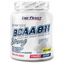 BCAA Be First 8:1:1 INSTANZED powder 250 гр