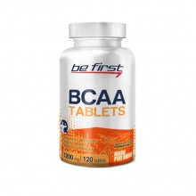 БЦАА Be First BCAA Tablets 120 табл