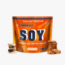 Протеин CyberMass Soy protein  840гр