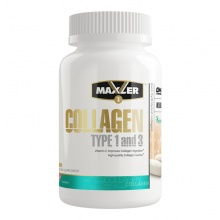Коллаген Maxler Collagen Type 1 and 3 90 таб