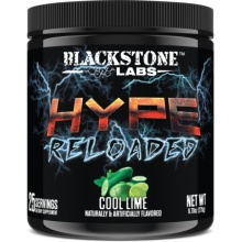 Предтрен Blackstone Labs Hype Reloaded 225 гр