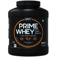 Протеин QNT PRIME WHEY 100 % Whey Isolate  2000 гр